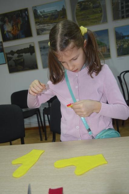"""Бабушкин урок"" в Центре поморской культуры"